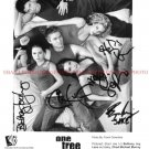 ONE TREE HILL TV SHOW CAST SIGNED AUTOGRAPHED 8x10 RP PHOTO BY 6 SOPHIA BUSH HILLARY