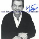 DICK CLARK AMERICAN BANDSTAND CLASSIC LEGEND AUTOGRAPHED 8x10 RP PHOTO