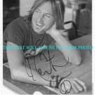 KEITH URBAN AUTOGRAPHED AUTOGRAPH 8x10 RP STUDIO PROMO PHOTO COUNTRY GQ