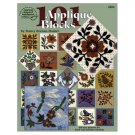 101 Applique Blocks by Nancy Brenan Daniel Quilt Quilting AT4