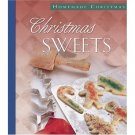 Christmas Sweets Homemade Christmas Hardcover Jennifer Hahn AT4