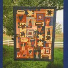 Crazy Among Friends The Buggy Barn Quilt Book AT4