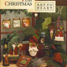 Easy Does It For Christmas Nancy Halvorsen ART TO HEART AT4