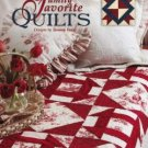 Family Favorite Quilts By Tammy Tadd Leisure Arts AT4