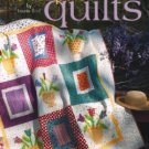 Flower Patch Quilts by Laurie Bird Leisure Arts AT4