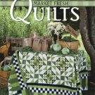 Market Fresh Quilts Tammy Tadd Designs Leisure Arts AT4