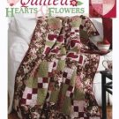 Quilted Hearts n Flowers By Cotton Pickin Designes Leisure AT4