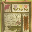 SPRING QUILT PATTERN  EASY TO MAKE RETAILS $15.95
