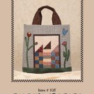 Indygo Junction Kimies Quilts Townhouse Tote Pattern ZDS1