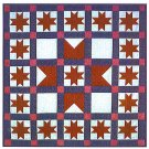 Medallion Star Nancy Kirk The Kirk Collection Quilt Pattern ZDS1