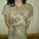 LIMITED PRINT Afflicted Guys Tee; Large