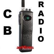 75-785 Midland Handheld 40 Ch CB Radio