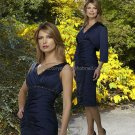 2012 V-neck Navy Blue Taffeta Knee Length Mother of the Bride Dress Short Evening Dress Free Jacket