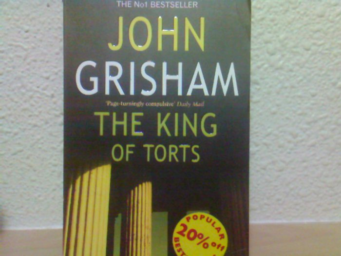 John Grisham - The King of Torts