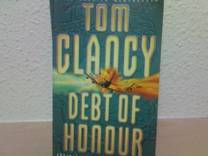 Tom Clancy - Debt of Honour