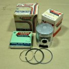 1974-1976 Genuine Yamaha DT125 Piston & Rings Kit NOS