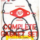 Genuine Kawasaki GA5 Complete Engine Gasket Set NOS