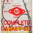 Genuine Kawasaki GA1 GA2 GA3 Complete Engine Gasket NOS
