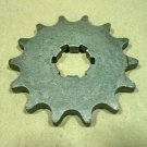 Yamaha YG1 Front Sprocket Drive Engine 14T Nos