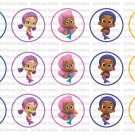 Bubble Guppies Bottlecap image