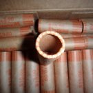 NF STRING & SON PREFORMED CRIMPED QUARTER 50 WRAPPERS ROLLS NEW
