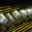 6 New Tibetan Silver Bracelets Free Shipping to Lower 48
