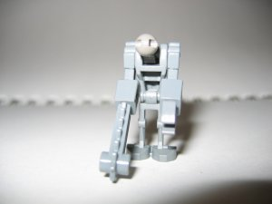 ~ Lego Custom  Doom Droid
