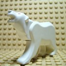 ~LEGO Arctic Minifigure ~ Polar Bear ~ Mini Fig North Pole Endangered Animal