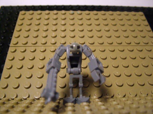 Lego Star Wars Minifigure Recon Droid Custom