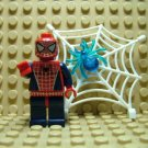 LEGO Spiderman Marvel Minifigure ~ Dark Blue ~ 4856 4857 4854 4855 4853