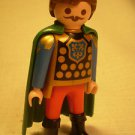 Playmobil Figure Fairy Tale Castle ~Handsome Mustachioed Knight ~ in Green Cape