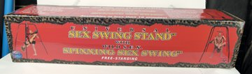 Spinning Swing Stand