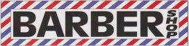10ft BARBER SHOP LARGE BANNER  FREE SHIPPING