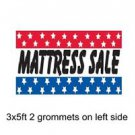 MATTRESS SALE Sign Flag 3x5ft advertising  banner sign