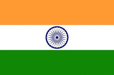 INDIA COUNTRY  Sign Flag 3x5ft advertising  banner sign