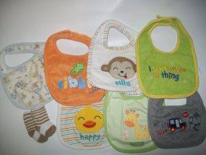 Infant Lot 0-9mos Boys 10pcs