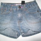 Arizona Jeans co Girls shorts sz 7 slim