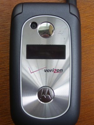 Motorola V325i Verizon Cell Phone for parts