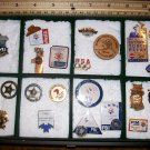 US 2002 Olympic Pin Collection
