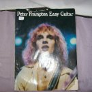 Peter Frampton Easy Guitar Lesson Book
