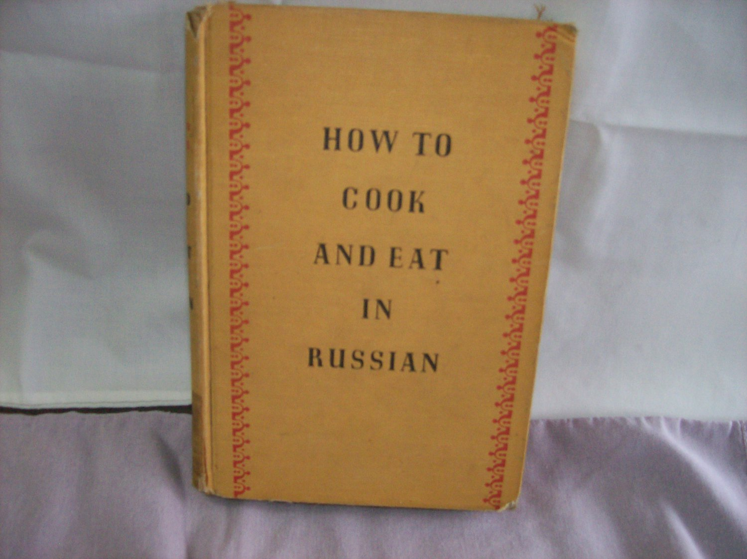 To Eat In Russian 101