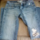 YMI DENIM BLUE JEANS JUNIORS SZ 3