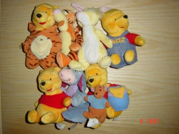 McDonald Winnie the pooh and friends