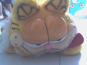 Big Garfield Used