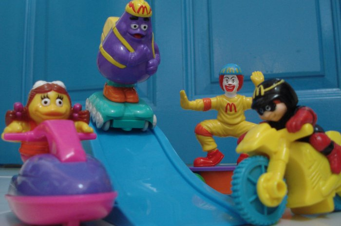 Macdonald EXTREME sport Full set