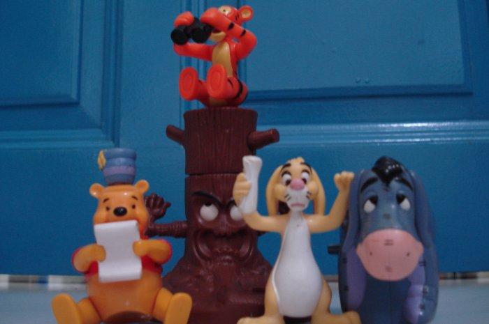 Macdonald Pooh Bear and Friends Full set