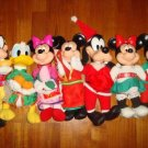 Brand New X'mas and chinese new year Disney plush