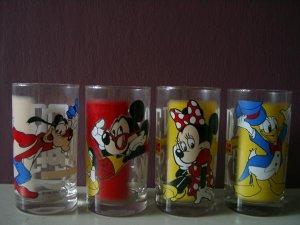 DIsney cups full set