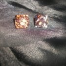 Snakeskin studs