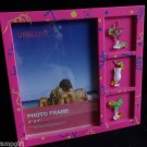 "Pink Cocktails Picture frame5""x7"" photo summertime"